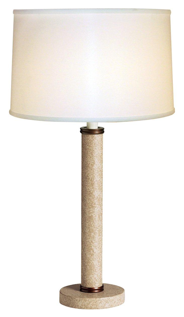 Anila Table Lamp, Sandstone