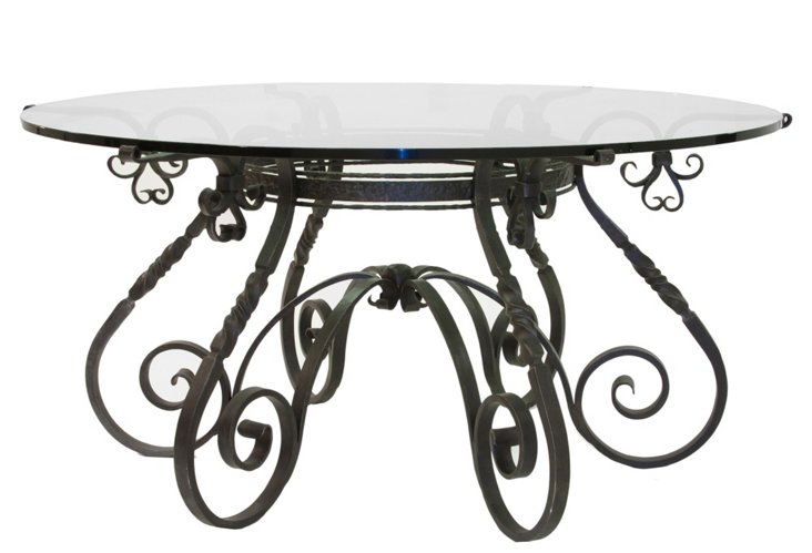 "62"" Hudson Foyer Table"
