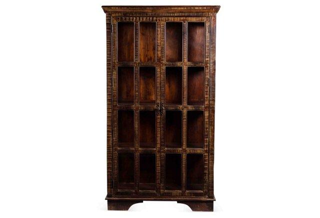 Morgan Curio Cabinet