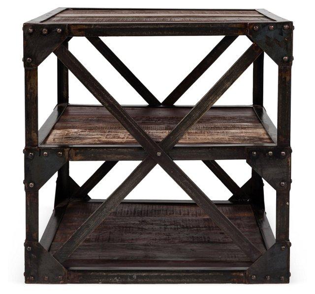 Saco End Table