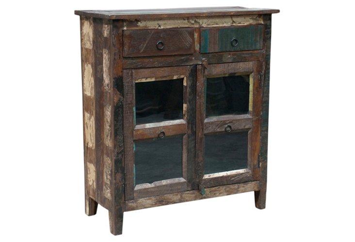 DNU!!!-Odessa 2-Drawer Cabinet