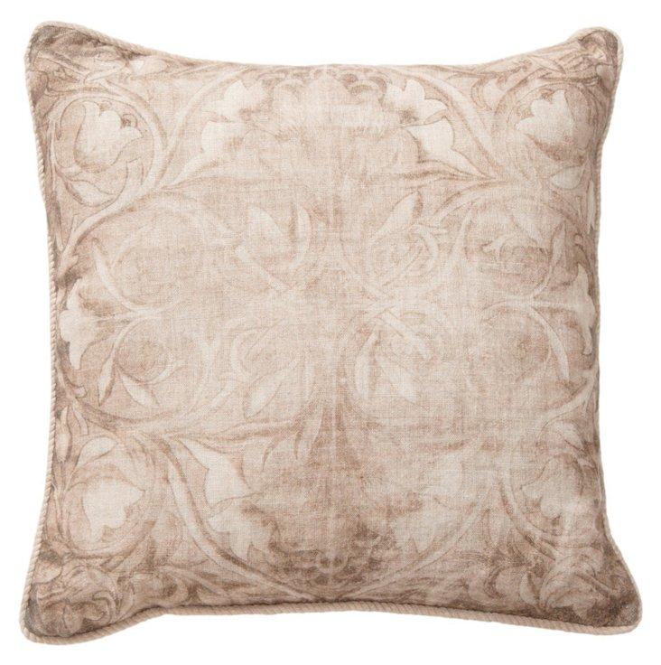 Digital Harmony Pillow, Multi