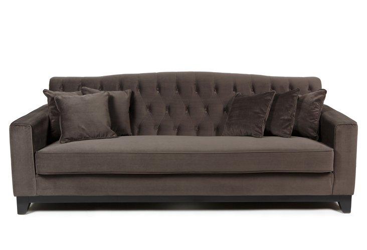 """Adler 89"""" Sofa"""