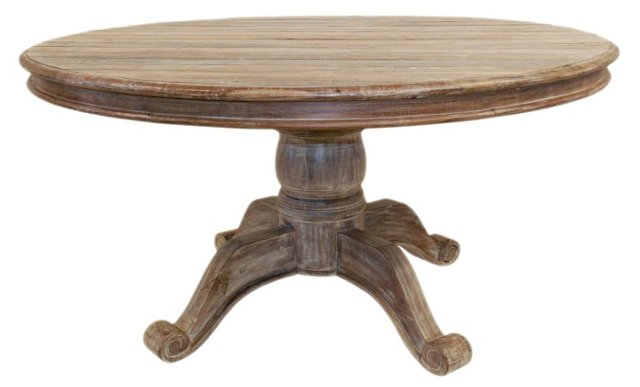 "Anya 60"" Round Dining Table"
