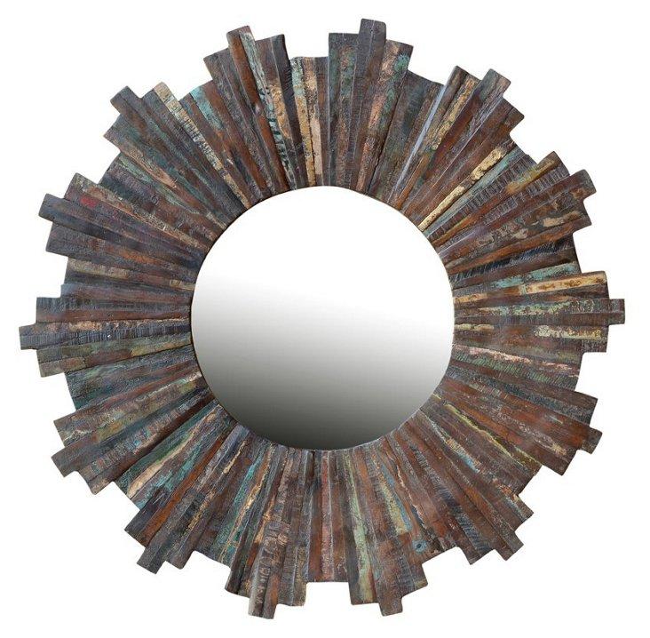 Samara Circular Mirror