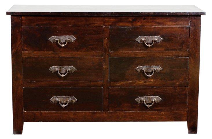 Morris 6-Drawer Dresser