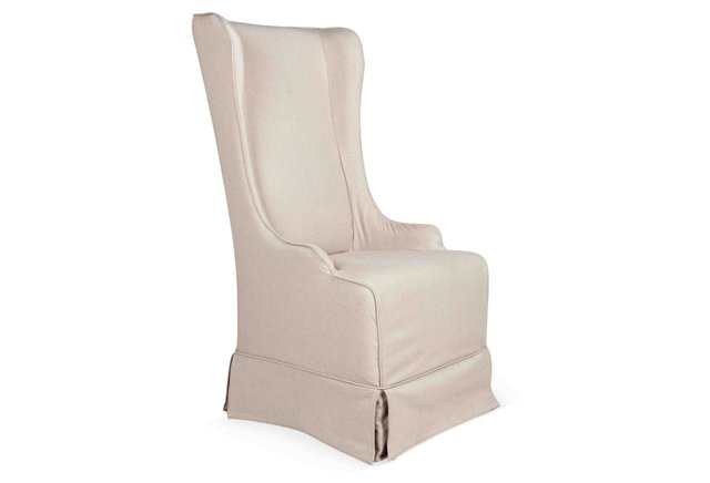 Madison Wingback Chair
