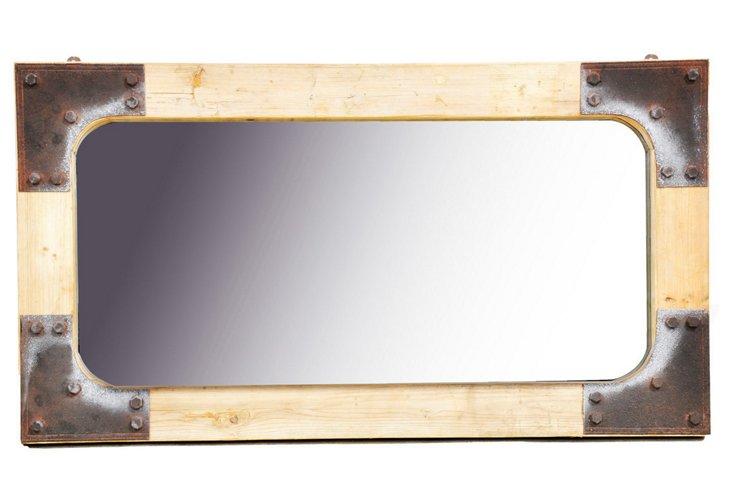 Gannon Rectangle Mirror