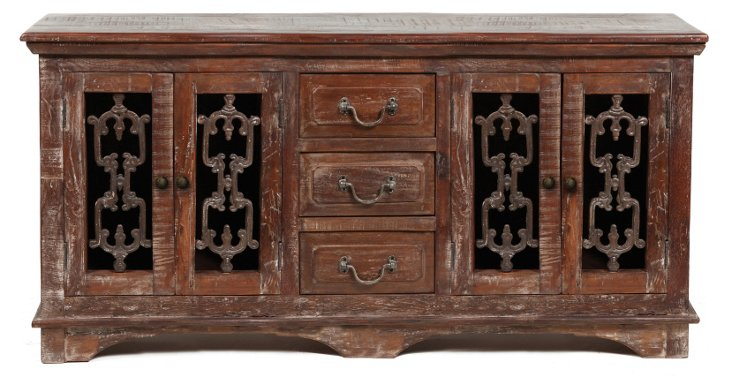 Cambria 3-Drawer Sideboard