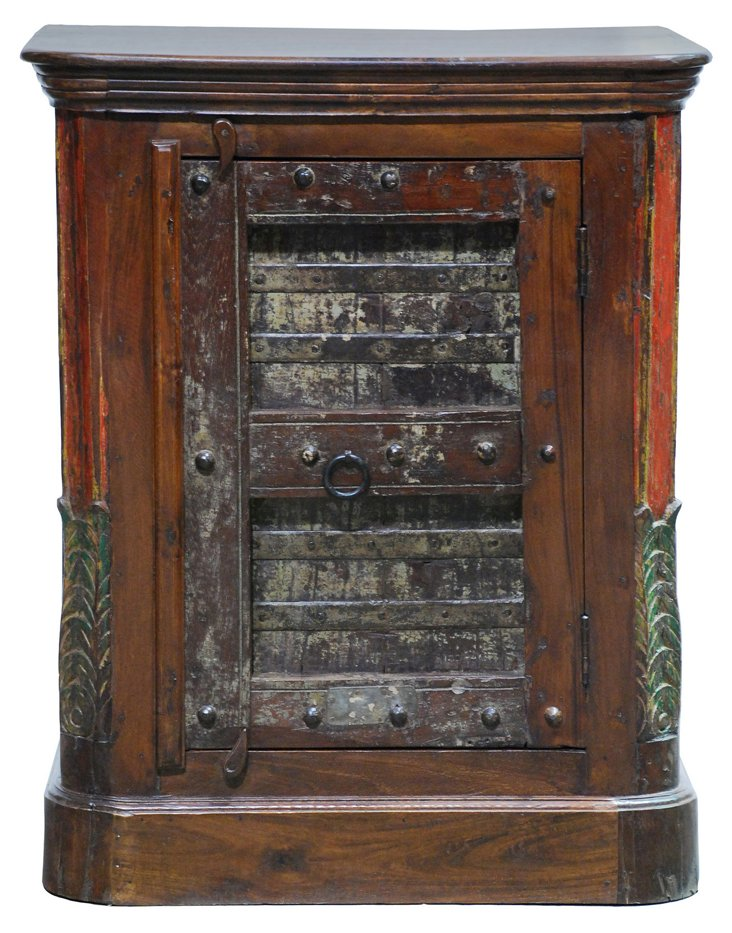 Melaka 1-Door Cabinet