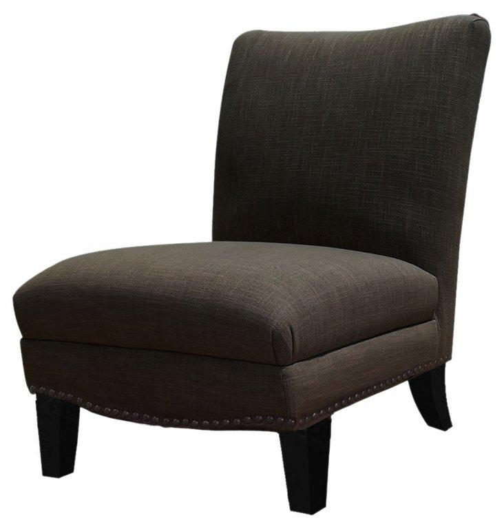 Dagny Dining Chair, Espresso