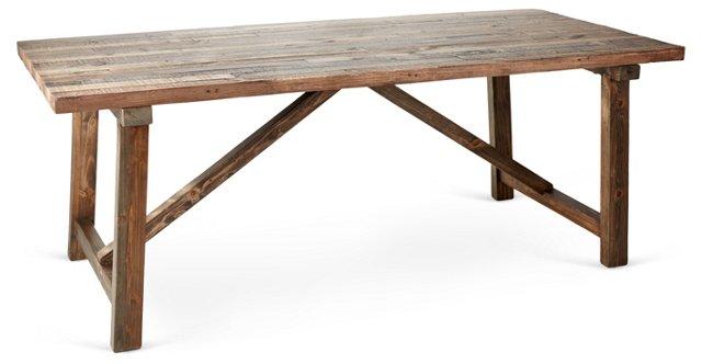 "Wynn 78"" Dining Table"