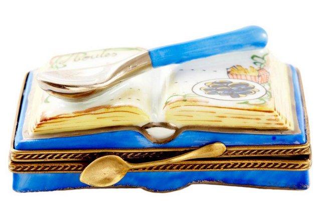 Chamart French Cookbook Box