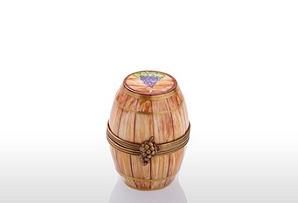 Chamart Wine Barrel Box