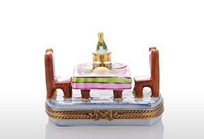 Chamart Table for Two Box