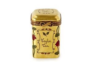 Chamart English Tea Box