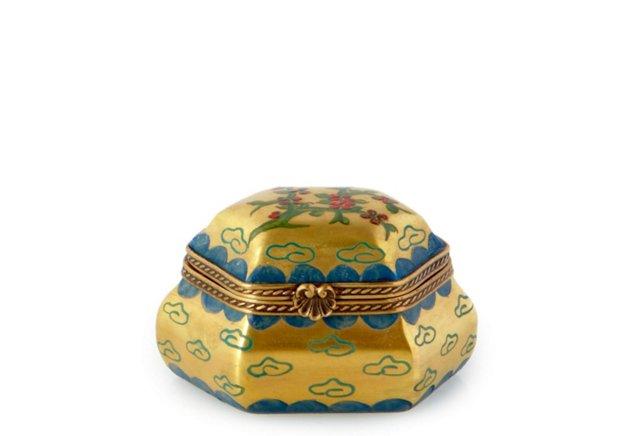 Chinoiserie Treasure Box