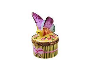 Chamart Butterfly in Garden Box
