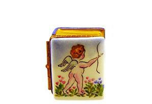 Chamart Cupid with Arrow Box