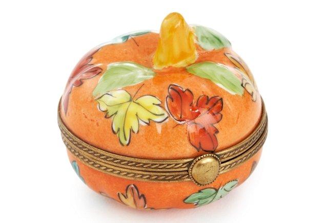 Mini Pumpkin Box