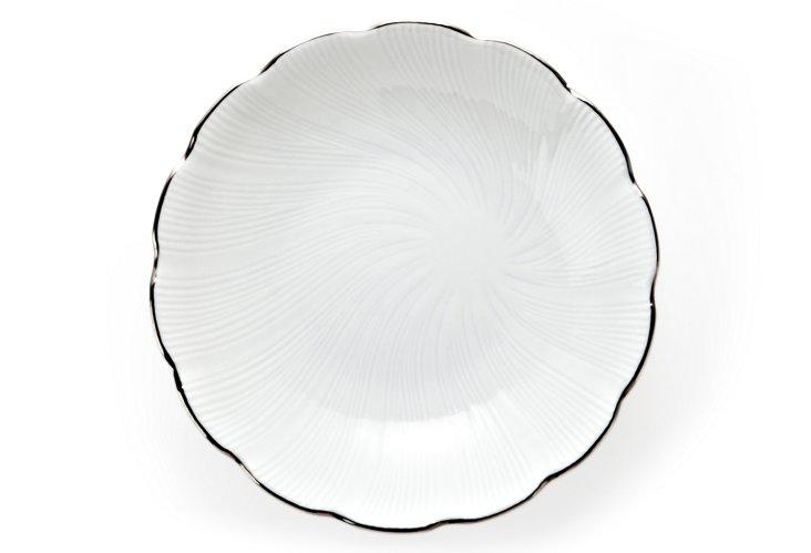 Soup Plate Coupé, Silver