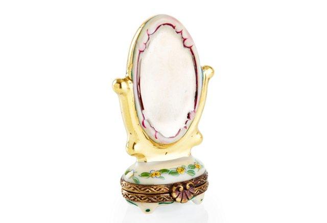 Mini Beautiful Reflection Mirror Box