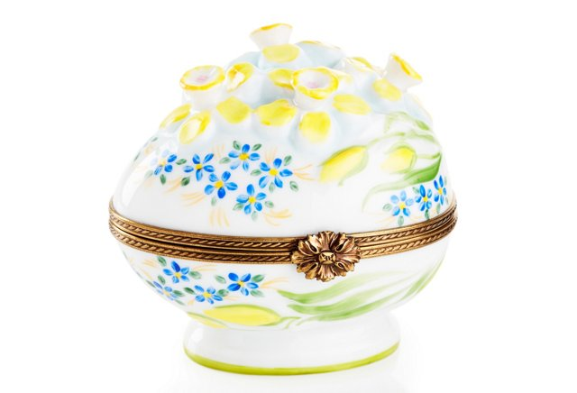 Jonquil Relief Box