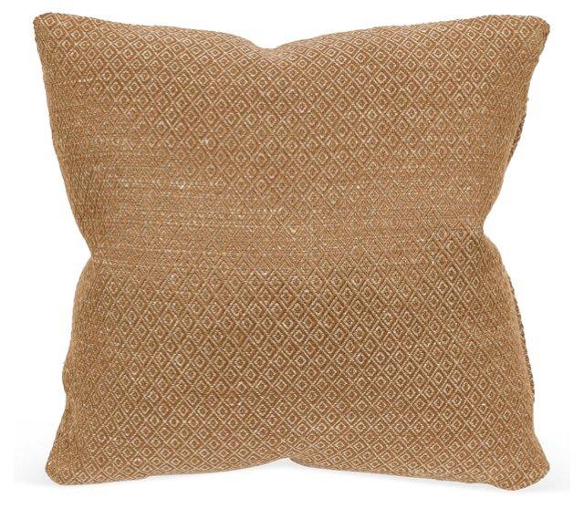 Smart Diamond Weave Pillow