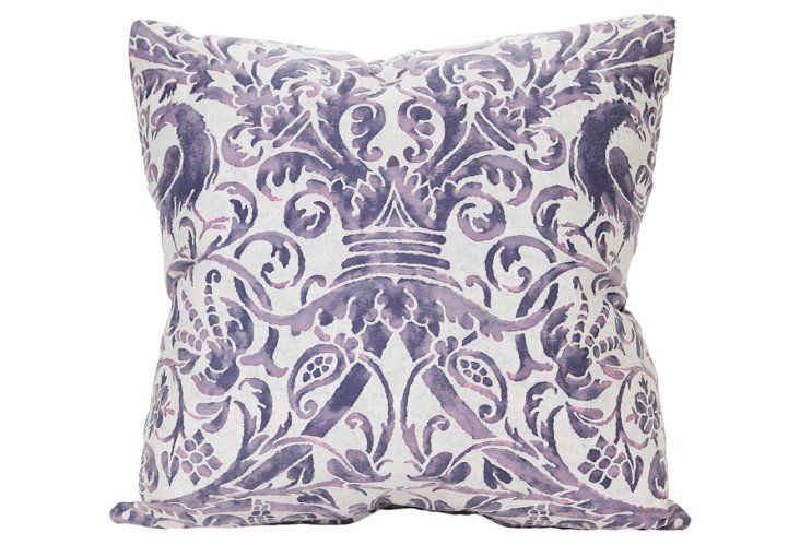 Fortuny  Fabric Pillow