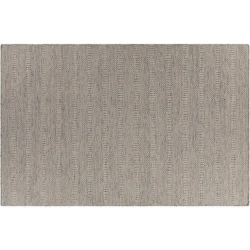Kyrie Flat-Weave Rug, Blue