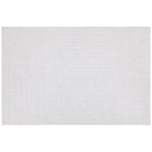 Caird Rug, White