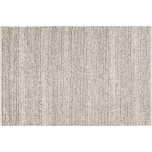 Anaqua Rug, Natural