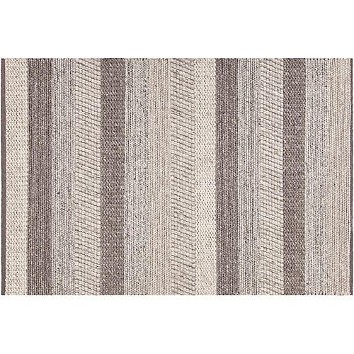 Anaqua Rug, Gray/Brown