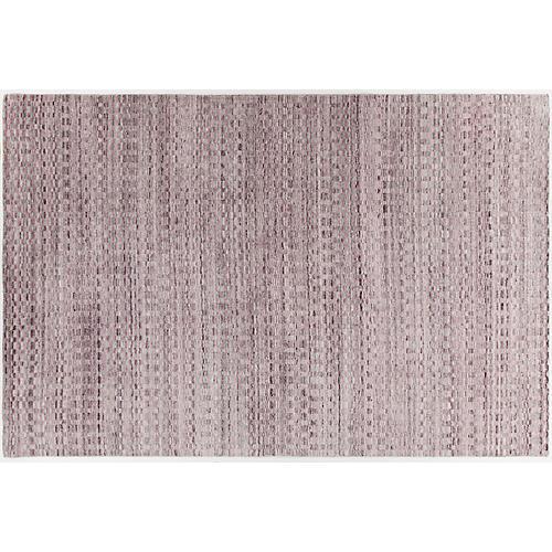 Bambridge Rug, Pink/Silver