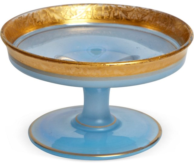 Gold & Blue Compote