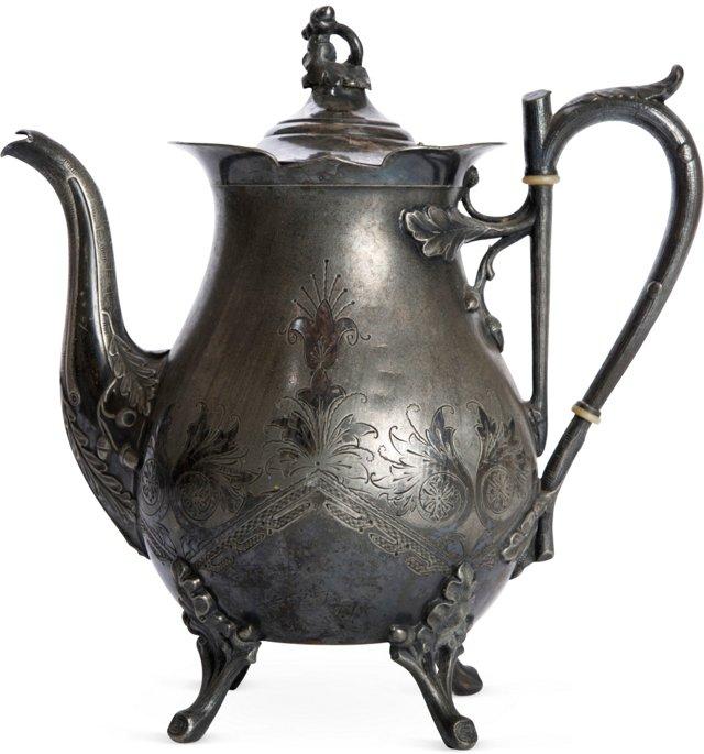 Reed & Barton Teapot