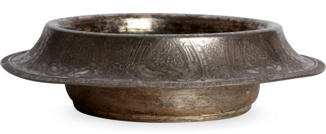 Silverplate Centerpiece Bowl I