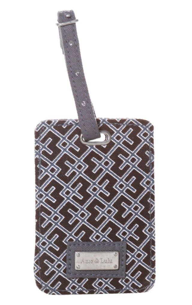 Luggage Tag, Aztec