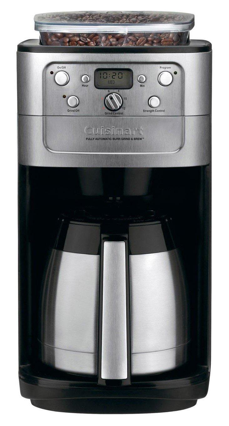 Grind & Brew Thermal Coffee Maker