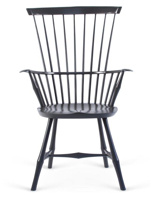 Wayland Armchair, Gray