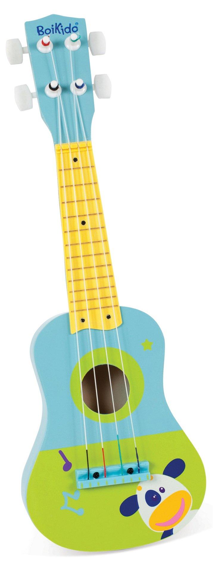 Wooden My First Guitar