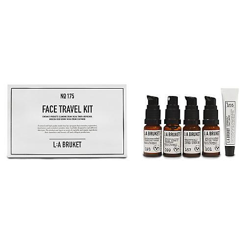 L:A Bruket Face Travel Kit