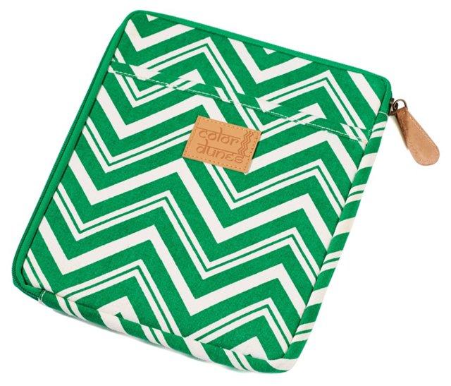 iPad Sleeve, Emerald