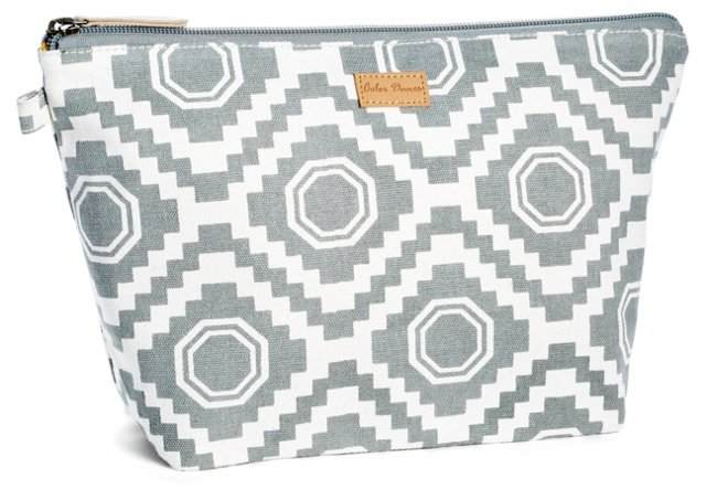 Nomad Cosmetic Pouch, Gray