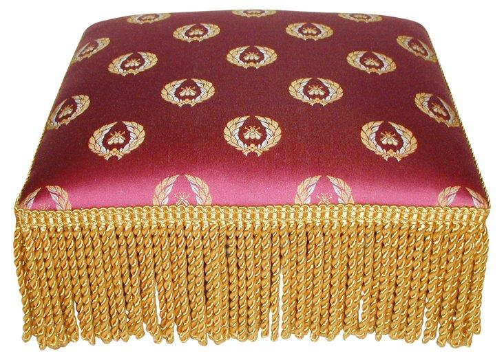 Royal Bee Footstool
