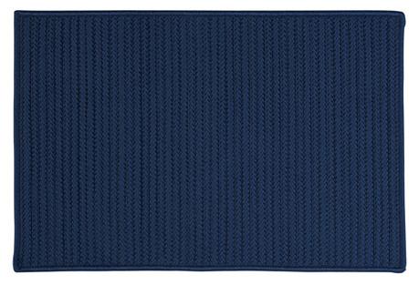 Outdoor Reversible Rug, Blue