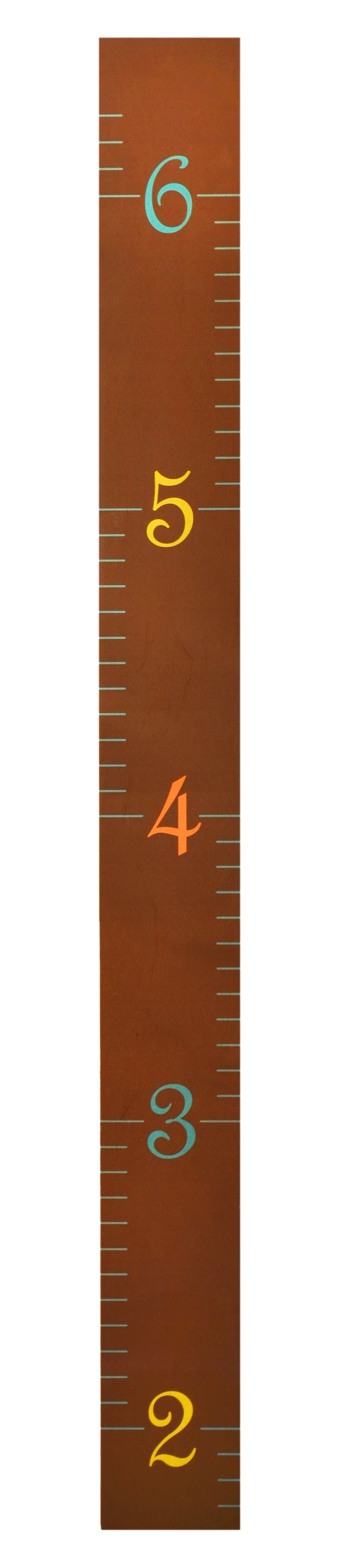 Ruler Growth Chart, Multi