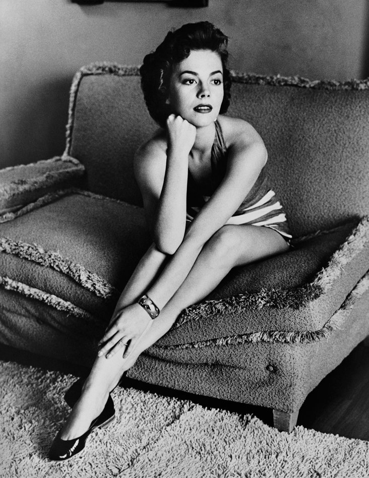 Natalie Wood Lithograph