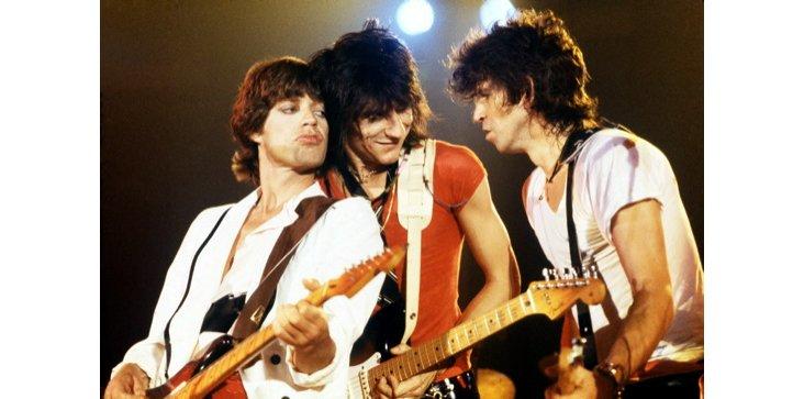 Richard Aaron, The Rolling Stones Print