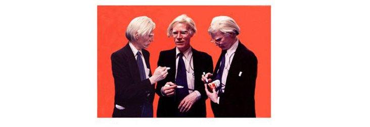 Verona, Andy Warhol, The Signing Print